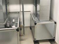 aspiratori - macchine di servizio cucine industriali