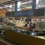 cappa aspirante gastronomia centro commerciale-c2