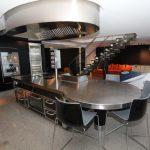cappa aspirazione design ovale scuola cucina 2-c1