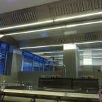 gildemeister mensa aziendale 10-soffitto aspirante