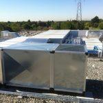 gildemeister mensa aziendale 3-impianto aspirazione aria