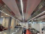 soffitto aspirante lucchini mensa aziendale