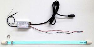uv stylo fan coil-sanificazione aria UV-C ambienti professionali