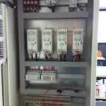 quadro elettrico inverter e termoregolazione-aspirazione fumi cucine