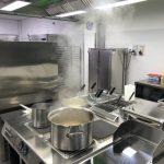soffitto aspirante centri cottura 7-Break&Lunch