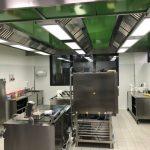 soffitto aspirante centri cottura 9-Break&Lunch