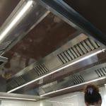 soffitto aspirante cucina ristorante 3 - Ca' Cerfogli
