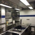 soffitto aspirante cucina ristorante 3-gallura