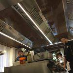soffitto aspirante cucina ristorante 4 - Ca' Cerfogli