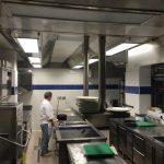 soffitto aspirante cucina ristorante 4-gallura